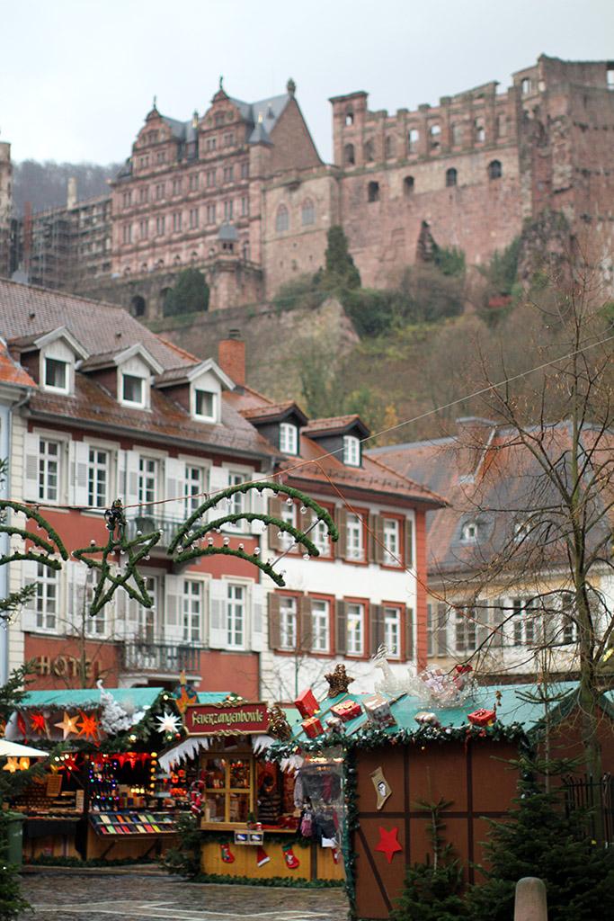 Heidelberg Weihnachtsmarkt.Drift Doctor Heidelberg Weihnachtsmarkt