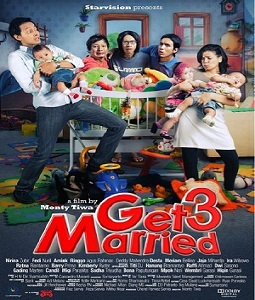 Download film Get Married 3 (2011) WEB-DL Gratis