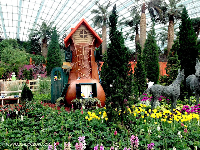 7 Things to do in Singapore in 4 Days,  garden by the bay