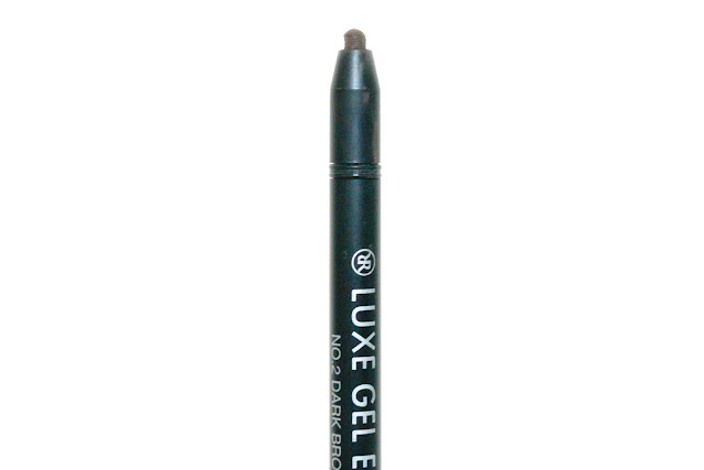 RiRe Luxe Gel Eyeliner in 02 Dark Brown