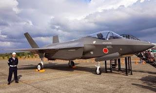 Jet Tempur F-35 JepangJet Tempur F-35 Jepang