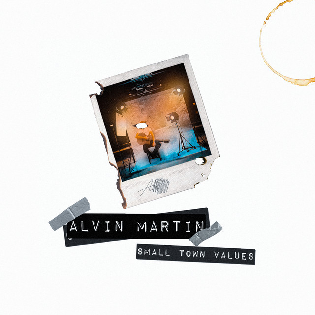 Alvin Martin Unveils New Single 'Small Town Values'