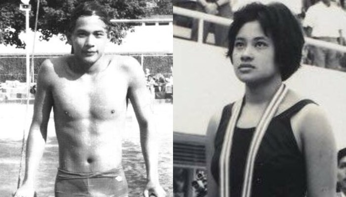 Billy Gumulya dan Lanny Gumulya legenda lompat indah Indonesia