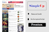 SimpleUP - Clean, simple, fastest and SEO for Blogger Template Premium Version Now Free