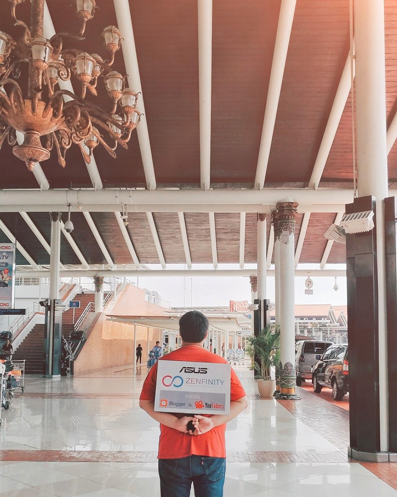 Seorang Mahasiswa Diculik ASUS Ikut Zenfinity Di Jakarta