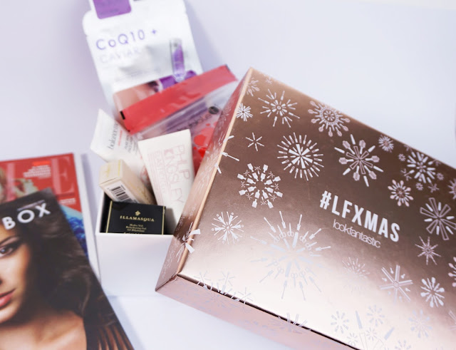 LookFantastic - Beauty Box (LFXMAS - Dezember 2016)