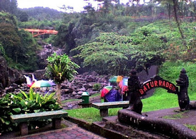 Tempat wisata di purwokerto baturaden