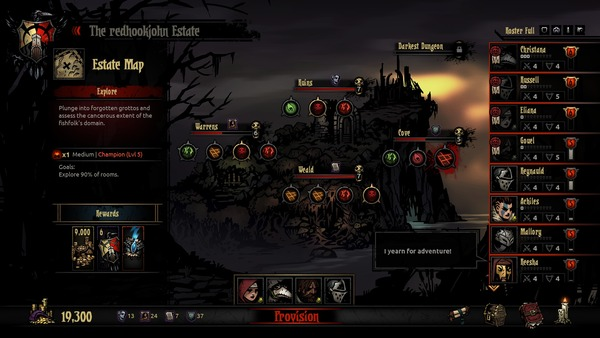 Darkest Dungeon - (PC) Torrent