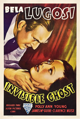El Fantasma Invisible (Invisible Ghost) (1941)