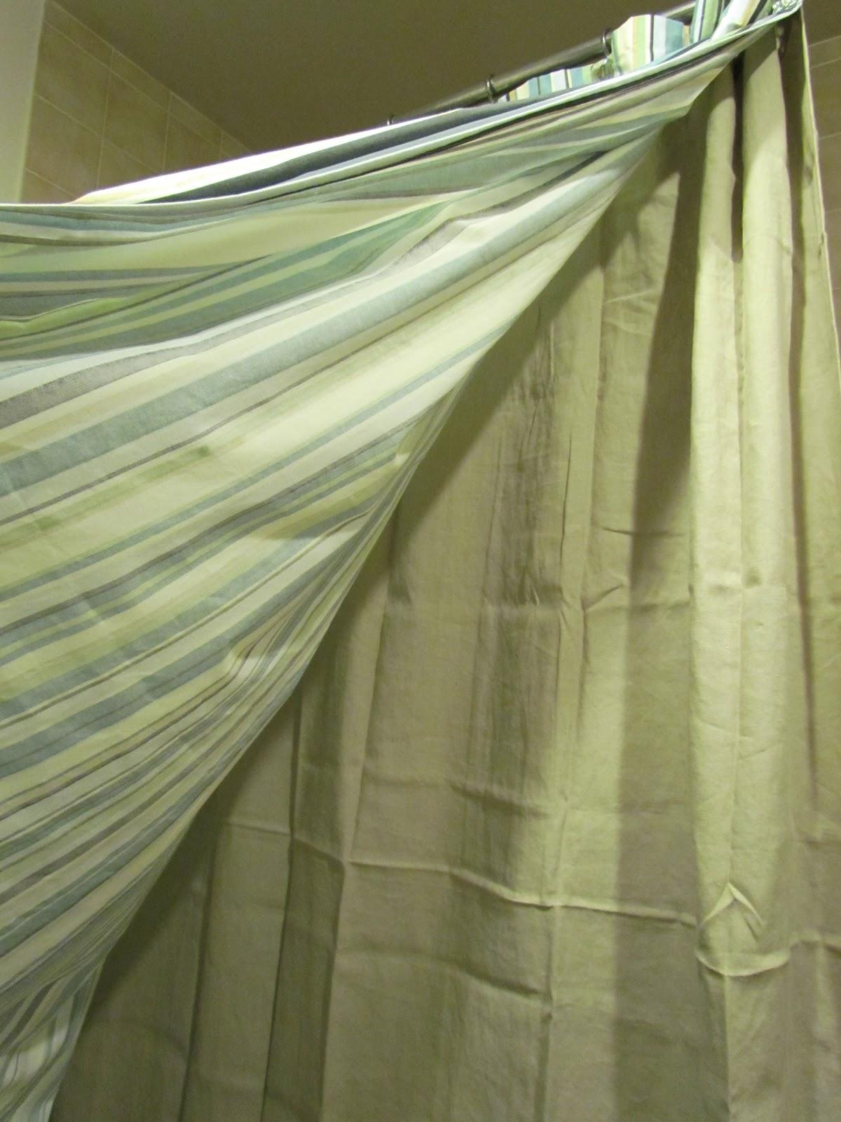 Hemp Shower Curtain CONS