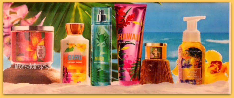 Life Inside The Page Bath Amp Body Works Hawaii New