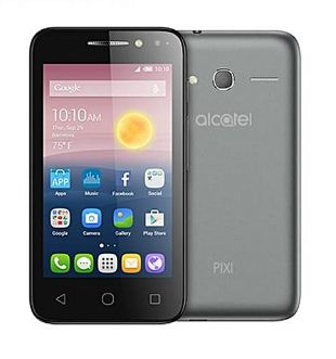Alcatel Pixi 4 hard reset, pattern removal and frp bypass
