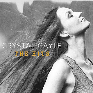 Crystal Gayle - Don't It Make My Brown Eyes Blue - On Crystal Gayle: The Hits Album (1977)
