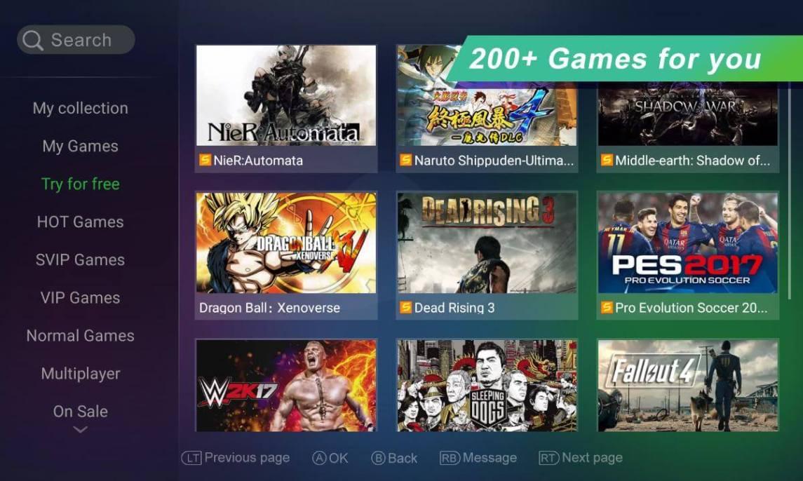 gloud games mod apk english version download