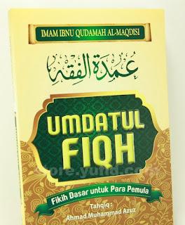 Buku terjemahan umdatul fiqh