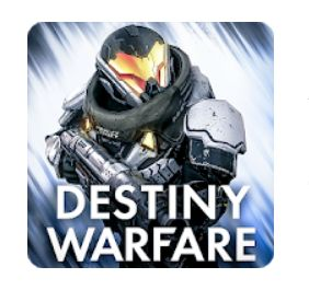 Destiny Warfare Apk Mod v1.1.5 Data Sci-Fi FPS