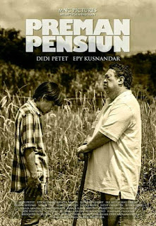 Background Music OST Film Preman Pensiun