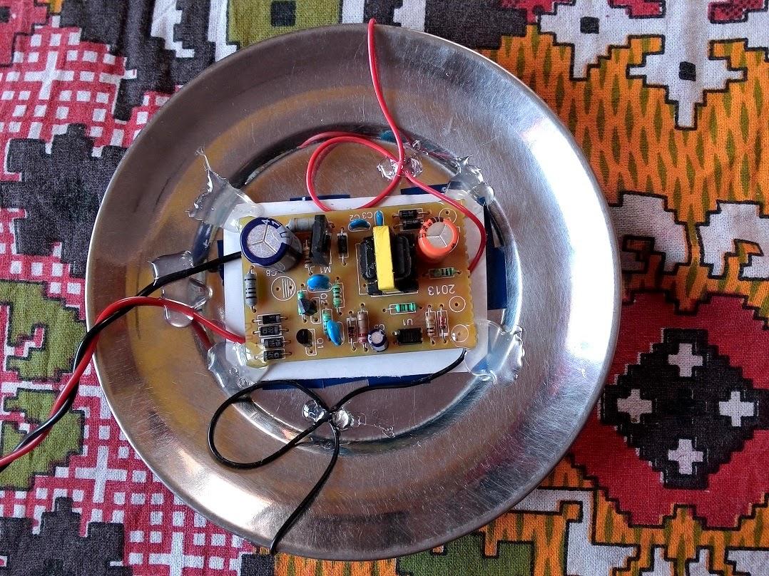 10 Watt Led Driver Circuit Diagram 2005 Chevy Silverado Wiring Homemade 12 Lamp Fixture