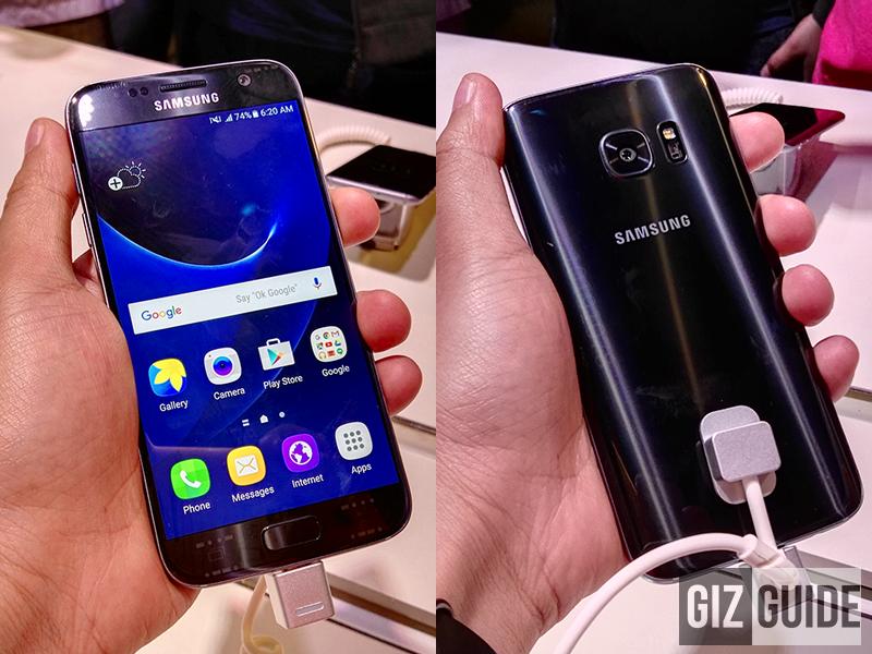 Meet Galaxy S7