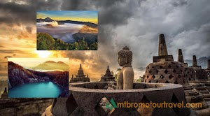 Yogyakarta, Bromo, and Ijen Crater 5 Day Tour Package