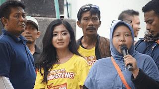 Di Balik Keseruan Kampung Guyub Rukun Ngadirojo Pacitan 16 Oktober 2016 - Sarimi Isi 2 JTV Rek