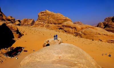 Tour en Wadi Rum