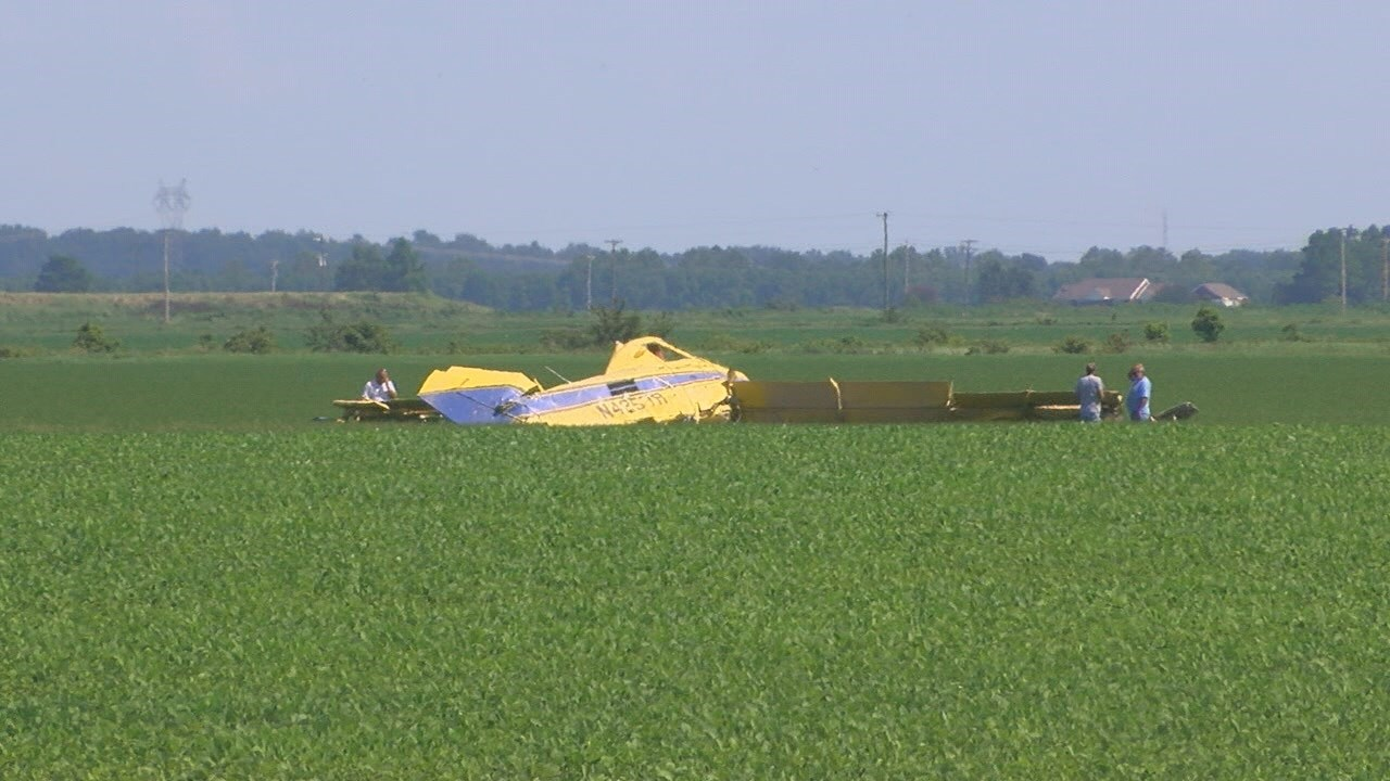 Kathryn's Report: Air Tractor AT-602, registered to and