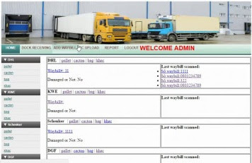ONLINE RECEIVING MATERIAL MANAGEMENT SYSTEM PHP MySQL SOURCE CODE