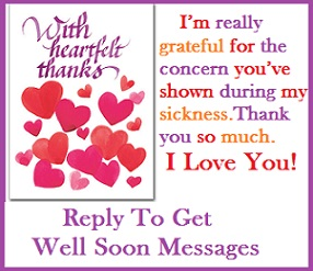 Get Well Soon Messages And Wishes How To Respond To Get Well Soon Gifts