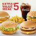 Cukup $5 Bisa Makan 4 Burger di McDonald Singapura