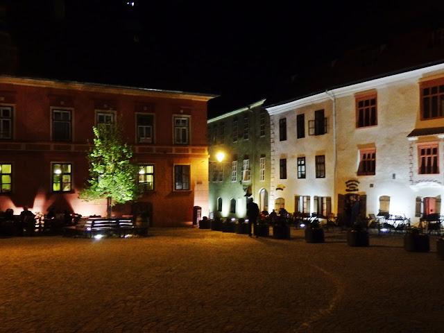 Zabytkowe miasto w centralnej Rumunii - Sighisoara