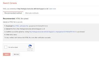 Cara Paling Ampuh Submit Sitemap di Google Webmaster Agar Artikel Cepat Terindex