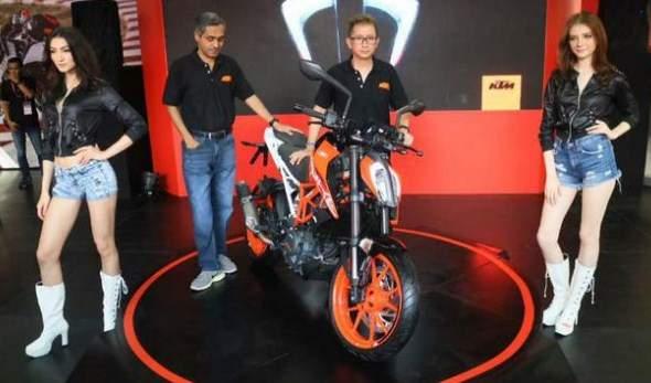 KTM akan Rakit Motor Di Indonesia