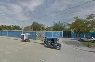 Resultado de imagen para colegio coronel portillo del DISTRITO DE HUAURA