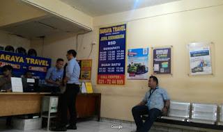 Kantor Baraya Travel BSD