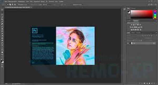 تحميل أحدث نسخة محمولة من الفوتوشوب | Portable Adobe Photoshop CC 2018 19.1.2.45971