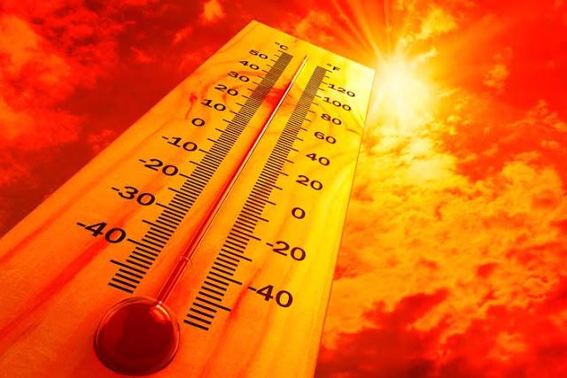 Έσπασαν τα θερμόμετρα στην Αργολίδα το Σάββατο - Πάνω από 40 βαθμούς - Πιο χωριό έκανε ρεκόρ