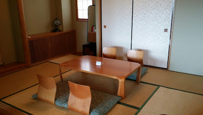 ヴァークスイート箱根の和室