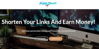 MaxShort, gana dinero acortando enlaces