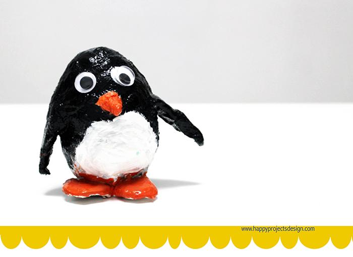 pingüinos DIY