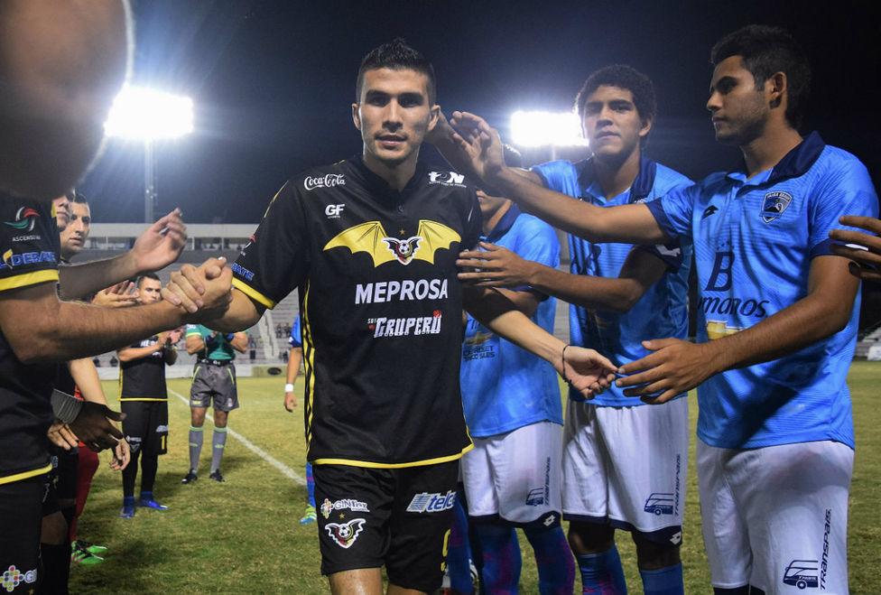 Jugadores de Murciélagos y Tampico Madero se solidarizan con Ezequiel Orozco.