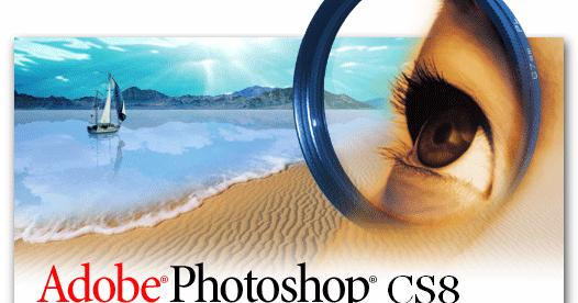 Adobe photoshop CS8 full crack - HAXCorner