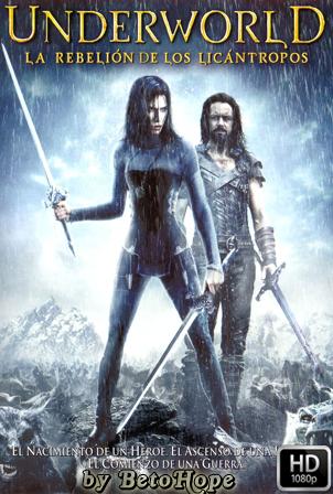 Underworld: La Rebelion de los Licantropos [2009] HD 1080P Latino [Google Drive] GloboTV
