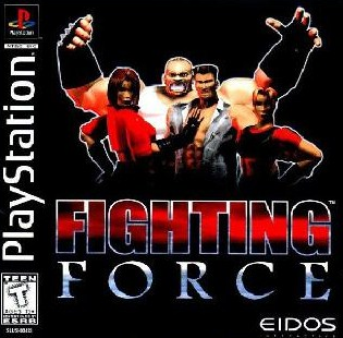fighting force ps1 iso