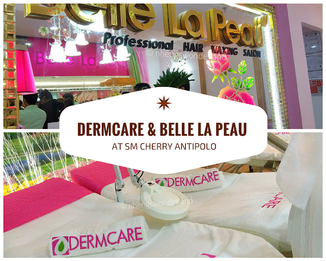 Dermcare & Belle La Peau Opens Branch at SM Cherry Antipolo
