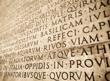 Latin Word For In 68