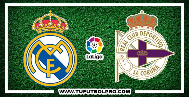 Ver Real Madrid vs Deportivo EN VIVO Por Internet Hoy 21 de Enero de 2018