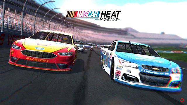 Download NASCAR Heat Mobile v1.2.2 Mod Apk