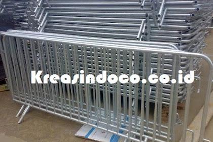 Jasa Pembuatan Pagar Barikade / Baricade