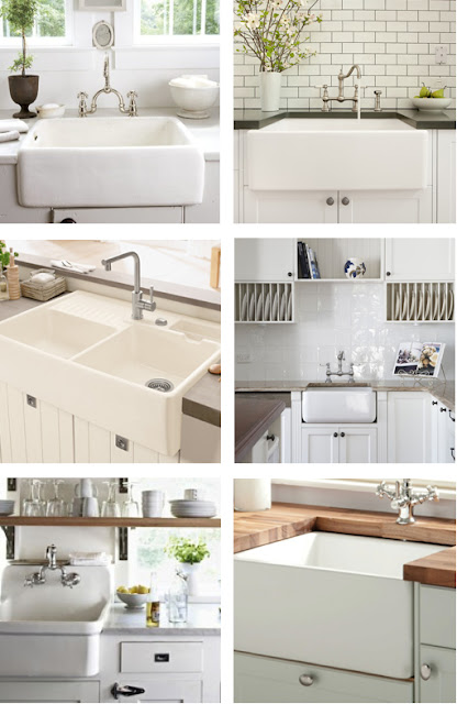 Natural Modern Interiors: Country Kitchen Design Ideas